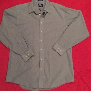 Men's Stafford Wrinkle Free Button Down Shirt
